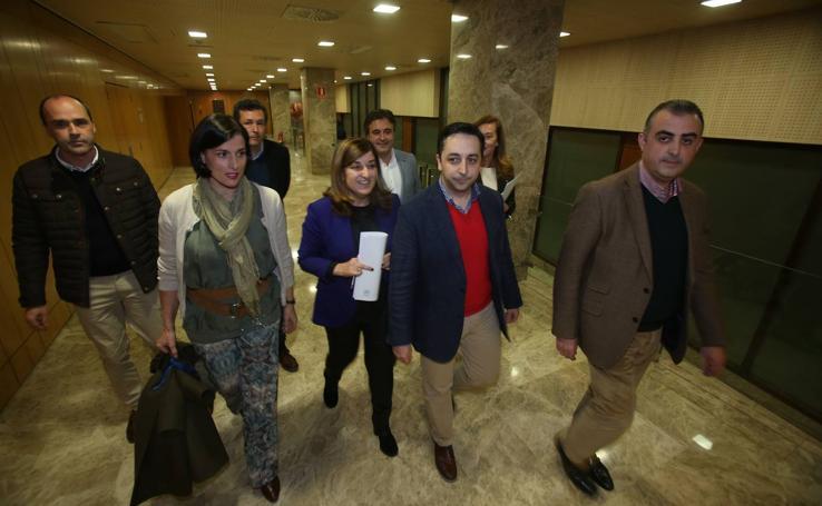 Junta directiva del Partido Popular de Cantabria