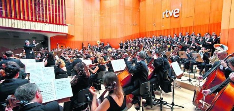 «Cantar delante del Rey junto a 170 músicos es un privilegio»