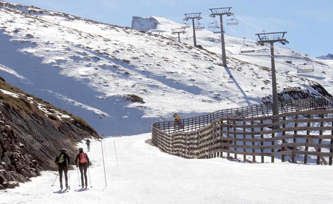 Sierra Nevada se abona al esquí de montaña