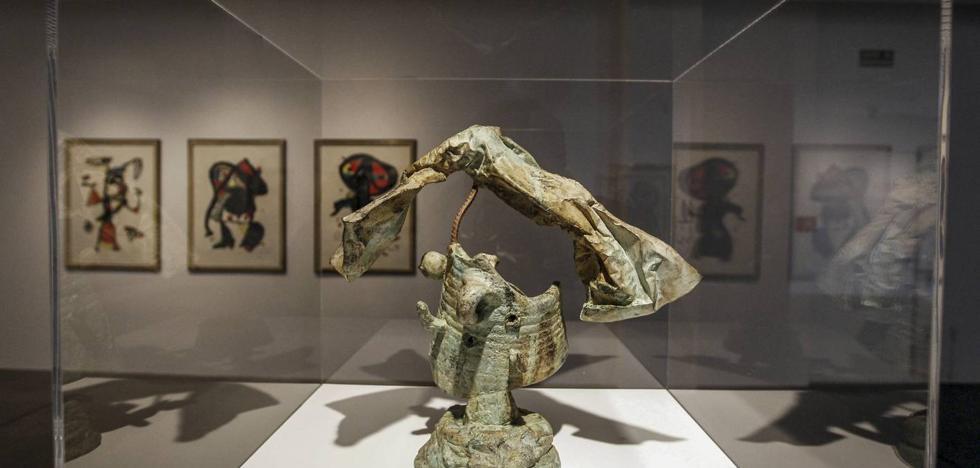 El Centro Botín acogerá una exposición única de Joan Miró