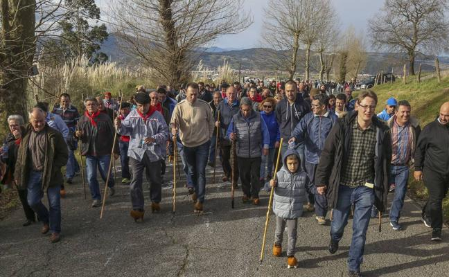 La Montana abre con San Blas el calendario de fiestas de Torrelavega