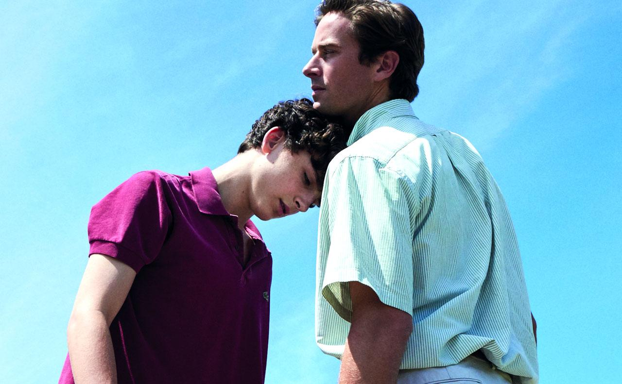 'Call me by your name', el verano del primer amor