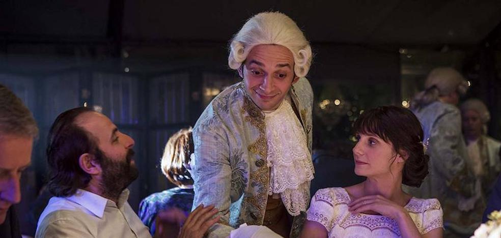 'C'est la vie', los directores de 'Intocable' se van de boda