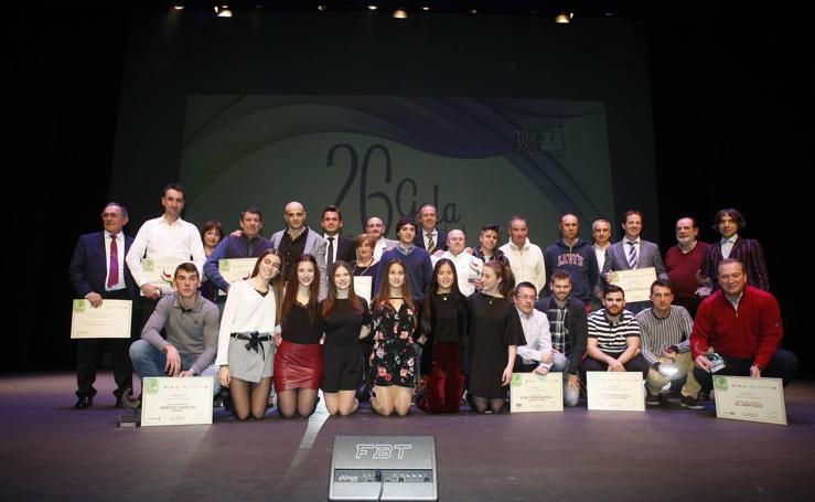 26 Gala del Deporte en Torrelavega