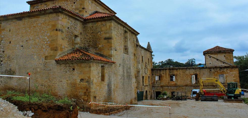 El Palacio de los Acebedos saldrá de la 'lista roja' de patrimonio en peligro