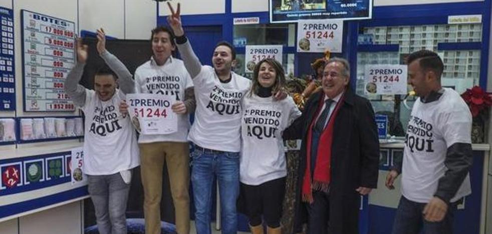 Seis personas reclaman el décimo de Navidad perdido en Santander