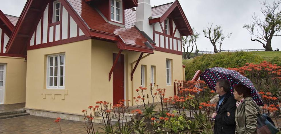 La Casa de los Guardeses de La Magdalena será restaurada y se sustituirá el bar de la campa