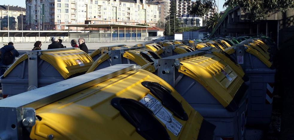 La ciudad reordena los contenedores para optimizar la recogida de basuras
