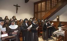 Las Clarisas de Escalante celebran cuatro siglos de vida