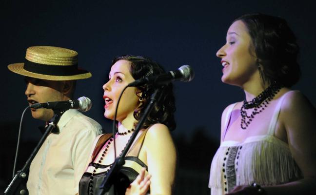 El grupo de swing 'O Sister!' llega el sábado al Café de las Artes