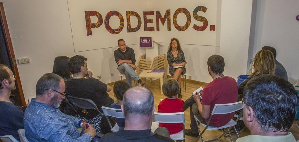Podemos lleva al Parlamento la Ley de Vivienda para que Cantabria la defienda en el Congreso