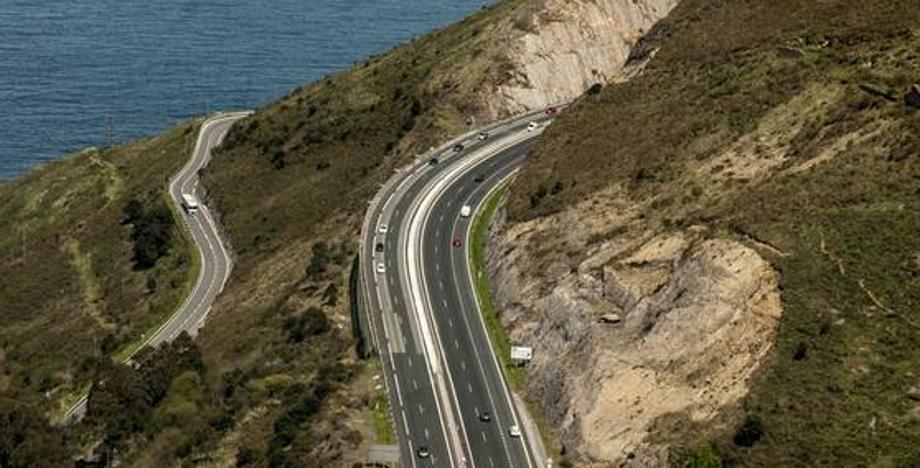 El tramo de Saltacaballo absorbe 48.500 vehículos al día