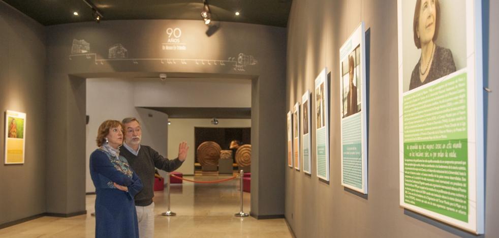 El Mupac dedicará una exposición a la fotografía arqueológica de José Lavota