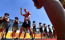 La Fórmula Uno elimina a las chicas de la parrilla