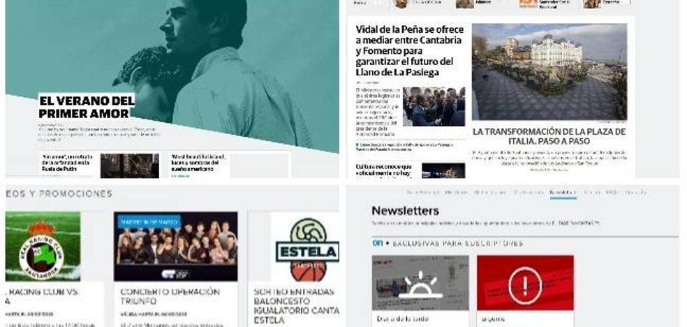 El Diario Montañés On+ cumple su primer año y suma ya más de 2.000 suscriptores