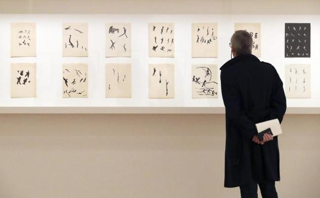 El arte psicoactivo de Henri Michaux