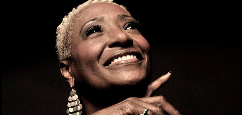Martha High mostrará hoy en Santander por qué es la gran diva del soul