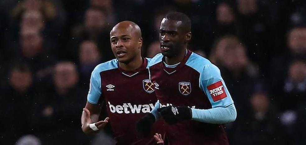 El West Ham suspende a su director deportivo por acusaciones de racismo