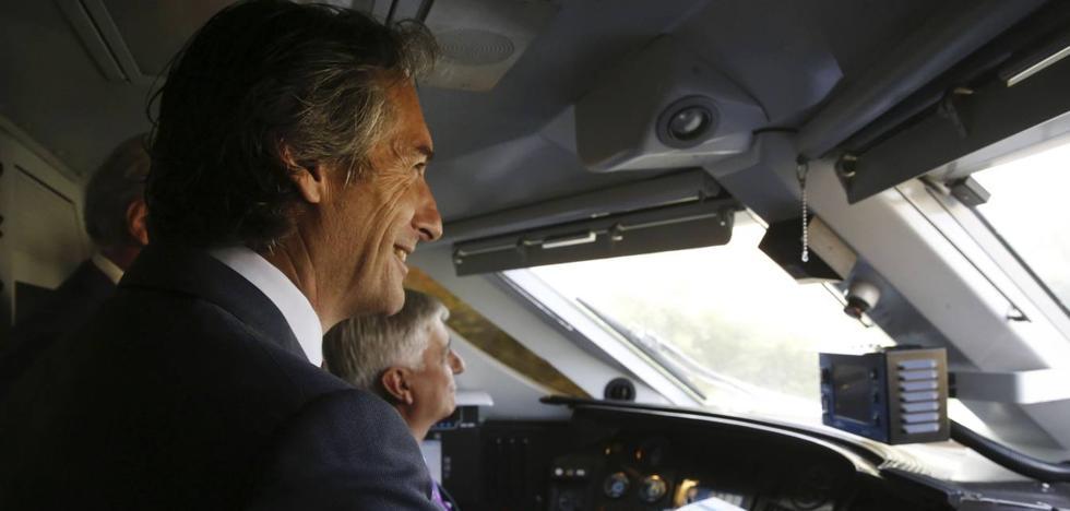 El tren de altas prestaciones a Madrid supera un nuevo trámite administrativo