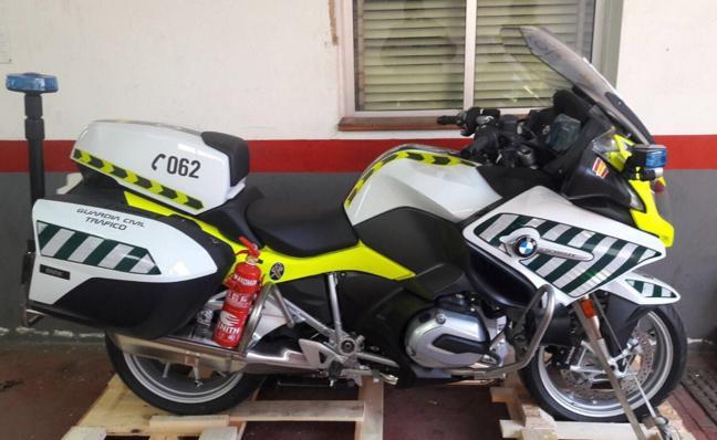 Tráfico ya cuenta con las motos nuevas con radar de velocidad incorporado