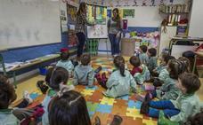 Cantabria pierde 2.239 alumnos de Educación Infantil en sólo cuatro años