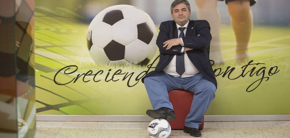 Peláez, «satisfecho» tras su declaración ante el juez Pedraz