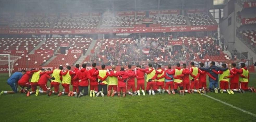 Antiviolencia propone una sanción de 75.000 euros al Sporting por apoyar a los 'Ultraboys'