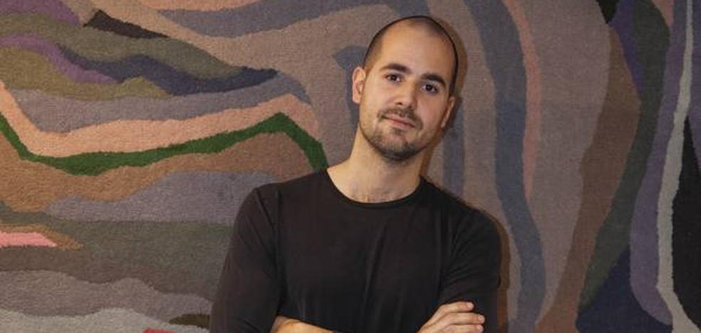 «Las alfombras son mi obra pictórica convertida en producto»