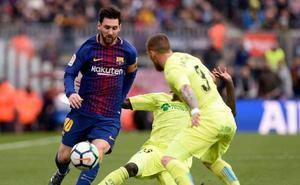 El Barça terrenal da vidilla a la Liga
