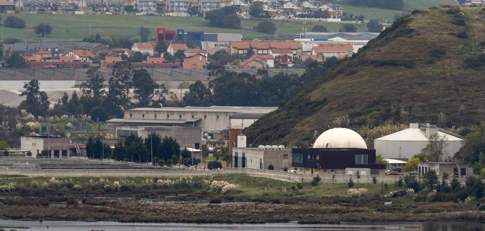 El Parlamento se une para pedir consenso en torno a la ubicación de la nueva depuradora de Vuelta Ostrera