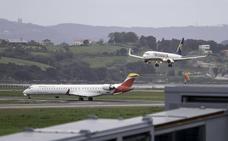 El Seve Ballesteros afianza su despegue y sus pasajeros crecen en enero un 36,4%