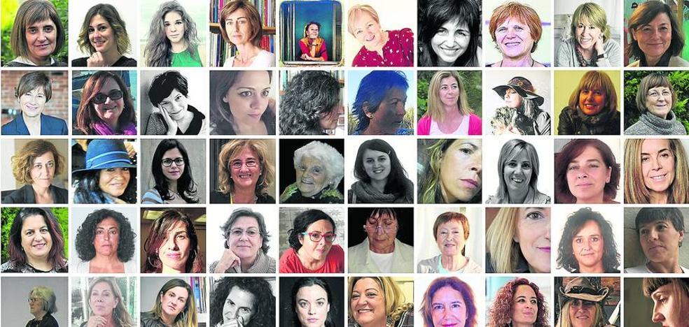 '100x27 Mujeres sinsombrero'