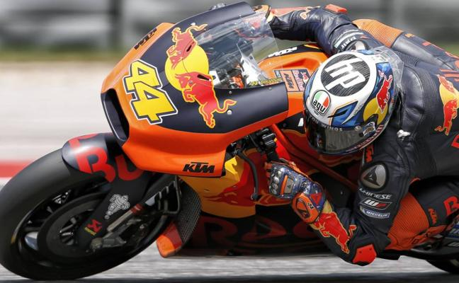 Pol Espargaró, baja de última hora para el test en Tailandia