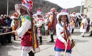 El Valle de Polaciones se prepara para recibir el sábado a los zamarrones