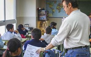 Cantabria invierte 3.016 euros por cada alumno de la enseñanza concertada