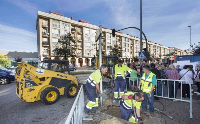 Santander destinará más de 2 millones anuales a conservar aceras y viales