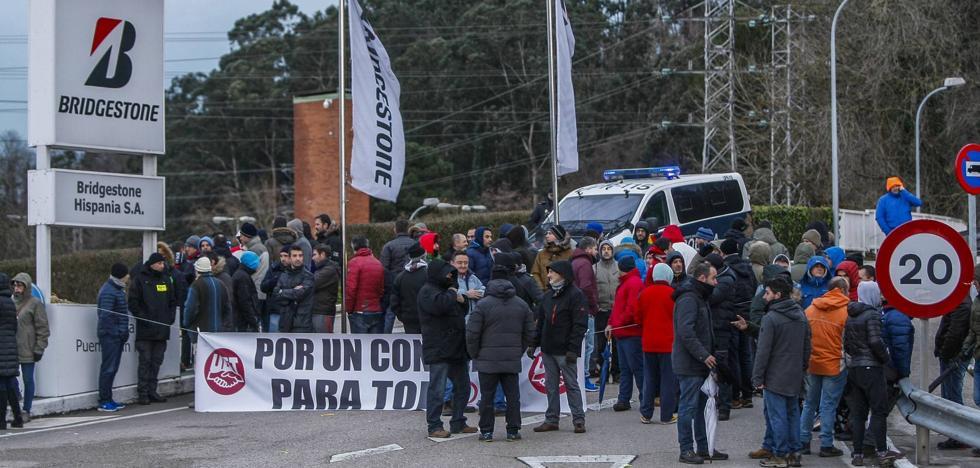 Bridgestone espera hoy poner fin a dos años de conflicto con nuevo marco laboral