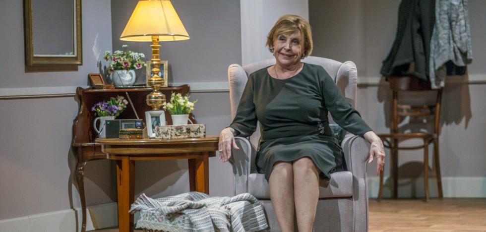 «Nunca me he sentido discriminada por ser mujer en el mundo del teatro»