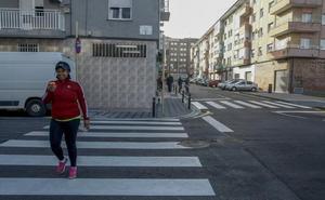 Las calles de Nueva Ciudad estrenan nueva imagen tras las obras de renovación urbana