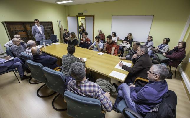 Peñacastillo mantendrá las protestas contra el MetroTUS al no obtener compromisos municipales