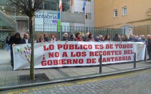 Los sindicatos advierten sobre el déficit de personal de los centros hidráulicos de Cantabria