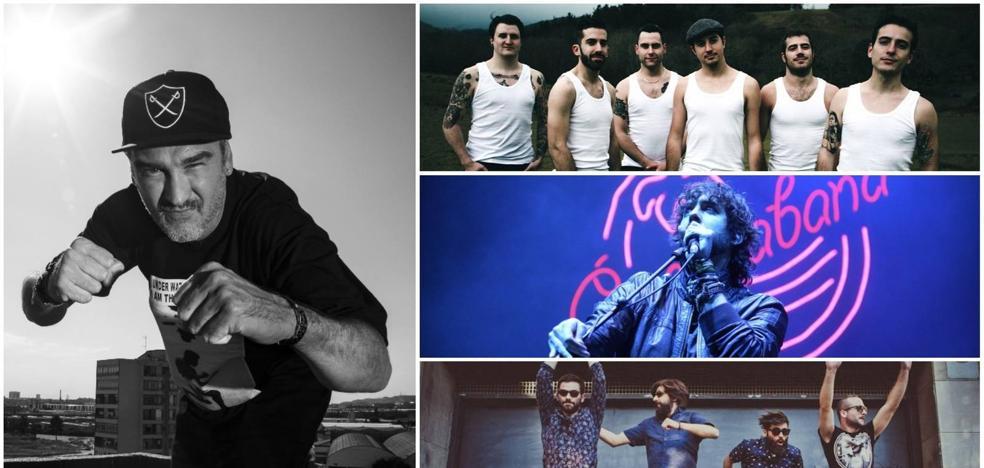 Kase.O, Izal, La MODA y Viva Suecia en el X Santander Music