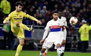 El Villarreal se condena tras el descanso