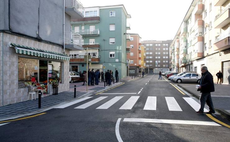 Las calles de Nueva Ciudad estrenan imagen