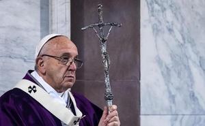 El Papa revela que dedica los viernes a reunirse con víctimas de abusos