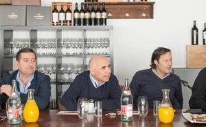Higuera: «El club llegó a esta situación por unos sinvergüenzas que además eran unos inútiles»