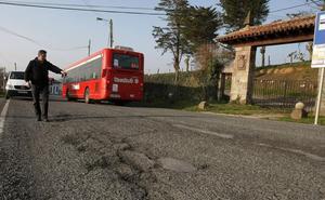Las obras para mejorar la carretera de La Montaña comenzarán en verano