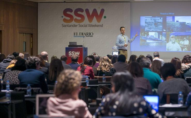 Nueva edición del #SSW2018