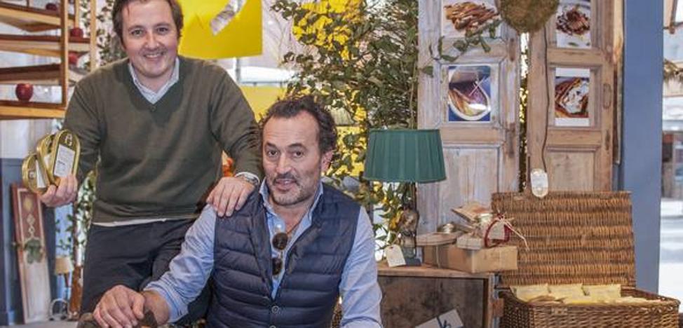 «Fuera de Cantabria hay mucho enamorado del producto de aquí»
