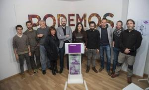 Podemos se queda sin estructura municipal en Cantabria por el reglamento de Echenique